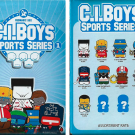 "C.I.Boys ""SPORT SERIES 1″"