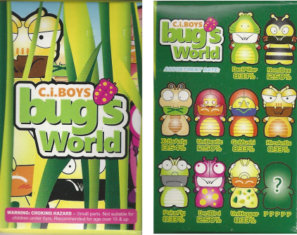 "C.I.BOYS ""BUGS WORLD"""